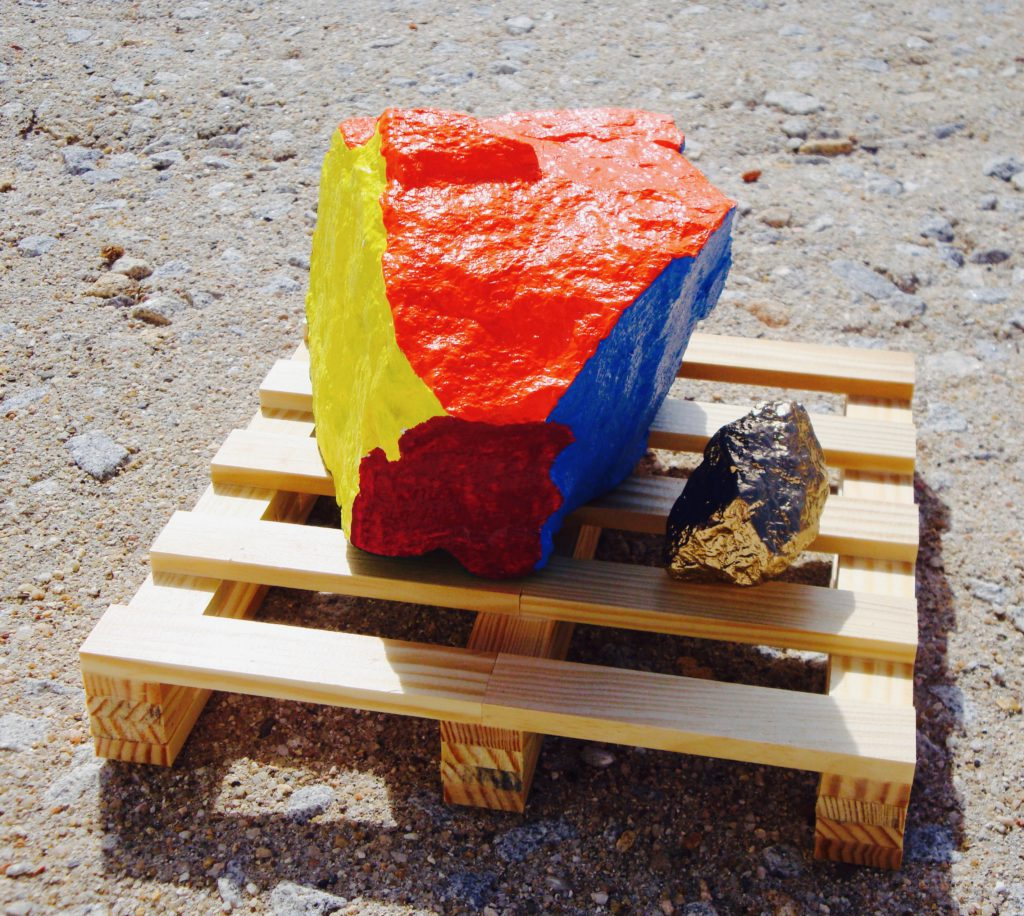 THE WORLD ON A PALLET | CoenSt
